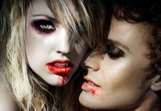 Vampiros namorados