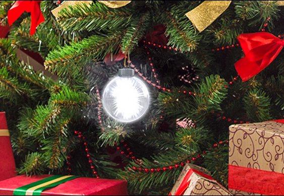 Lâmpadas Natal controle remoto
