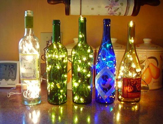 Reciclagem de garrafas de bebidas