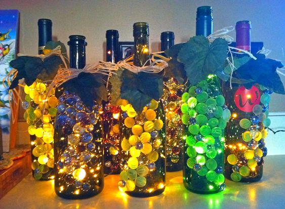 Decoração de Natal para bares