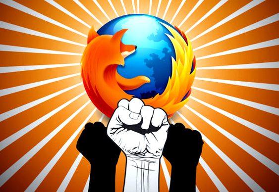 Firefox - Declare sua Independência