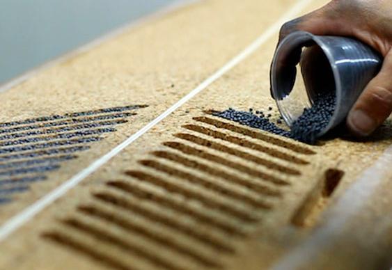 Fabricação de prancha de surfe