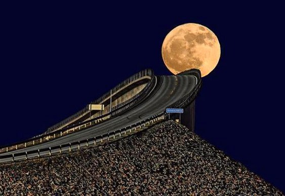 Atlantic Ocean Road da Noruega