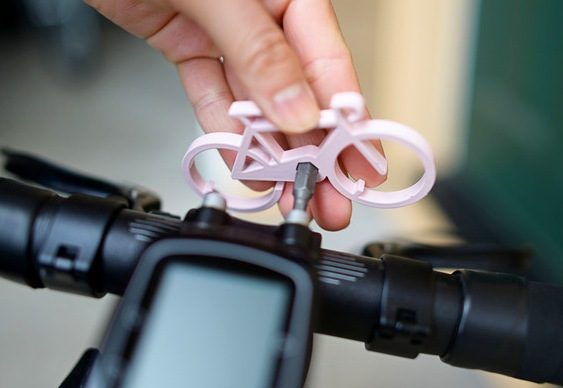 Chave de parafusos para bikes