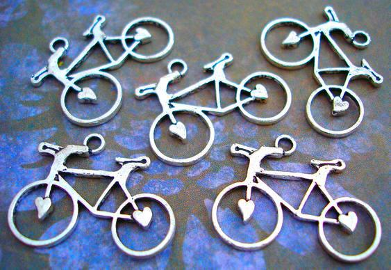 Bikes na joalheria