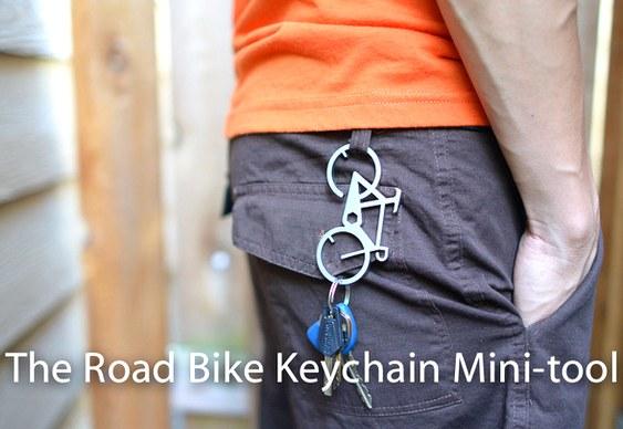 Chaveiro bicicleta