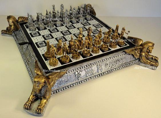 Jogo de xadrez temático
