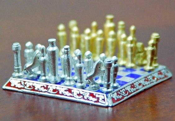 Miniatura de xadrez