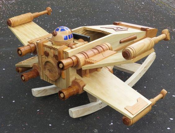 Brinquedo artesanal infantil
