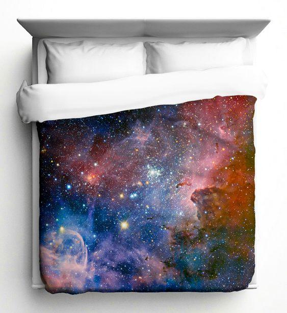Roupas de cama com estampas