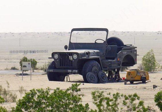 Jeep Willys Militar