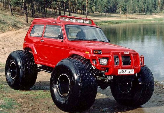 Jeep Monster