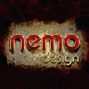 Letreiro da NEMO Design
