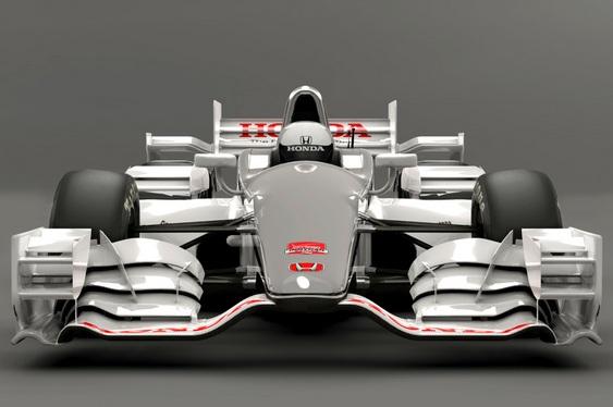 Carro de Fórmula Indy