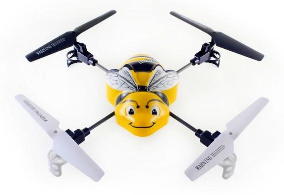Drone no reflorestamento