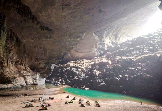Caverna gigante