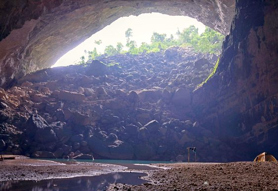Caverna vietnamita
