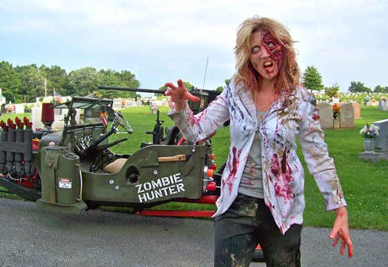 Zombie Hunter Jeep