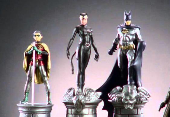 Xadrez com super-heróis