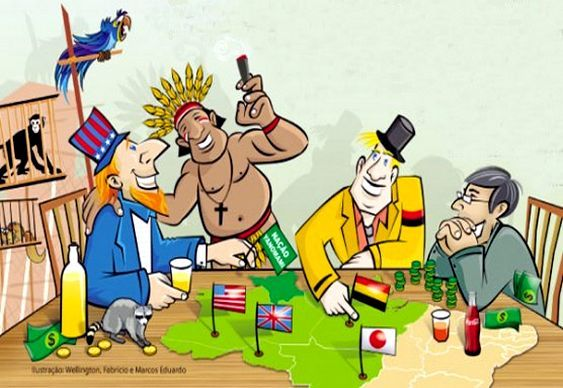 Invasão da Amazônia