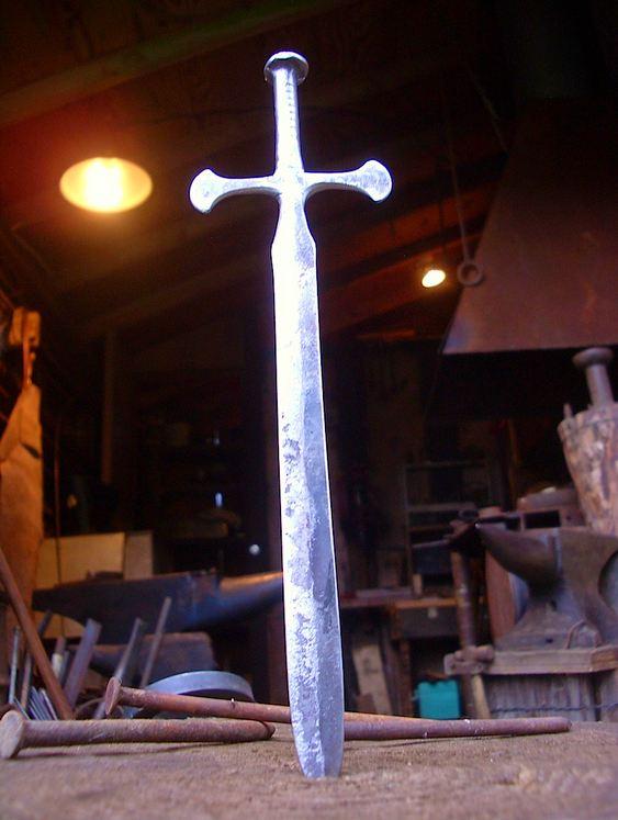 Espada de preguinho