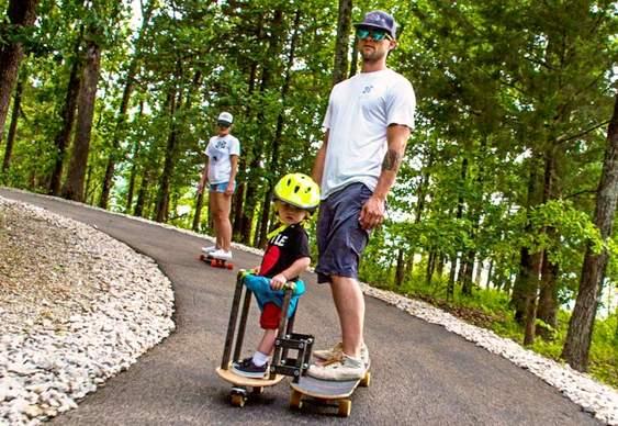 Skate para crianças
