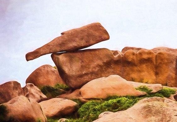 Baleia de pedra