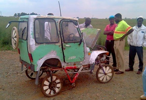 African Jeep