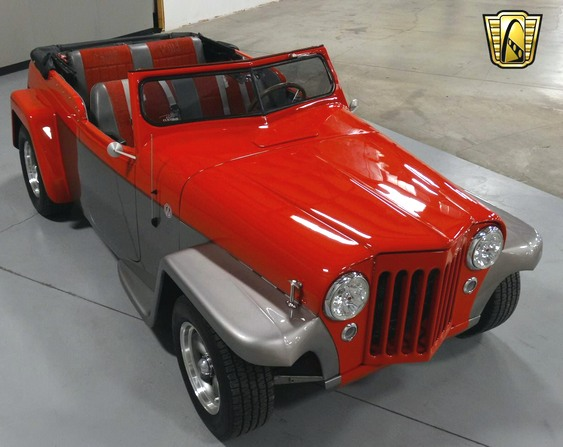 Jeep Willys urbano