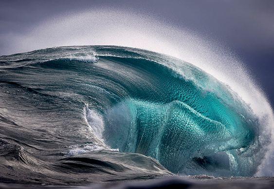 Safira marinha