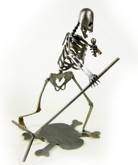Esqueleto vocalista