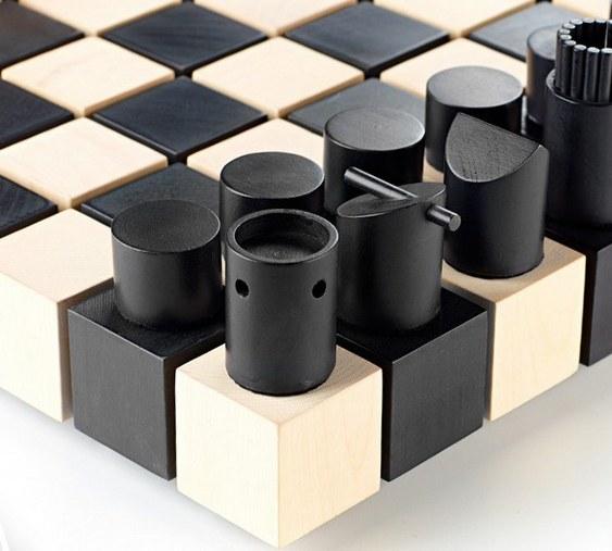 Cilindros de madeira