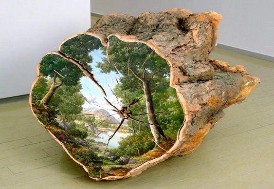 Arte da reciclagem