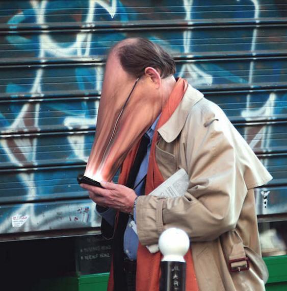 Viciado em smartphone