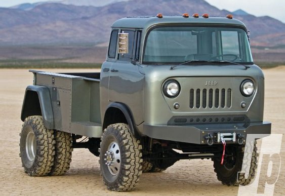 Jeep Kombi