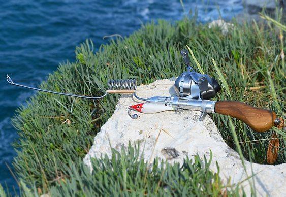 Acessórios para pescadores