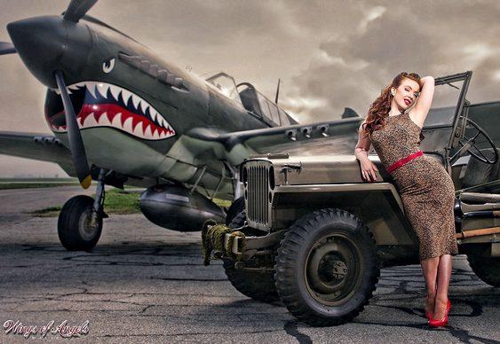 Jipe da Segunda Guerra