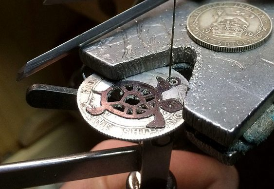 Como fazer bichinhos com moedas