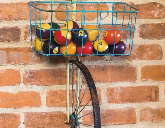 Bike presa na parede