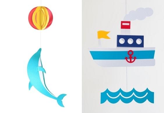 Decoração náutica