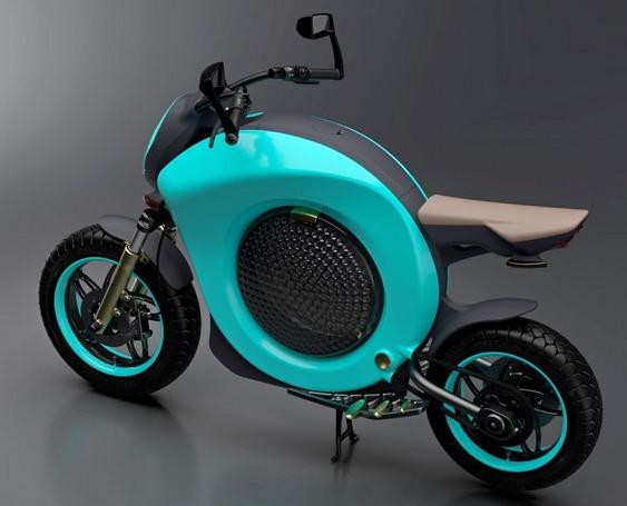 Motocicleta-conceito