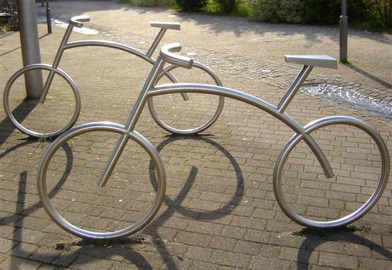 Fábrica de bicicletário