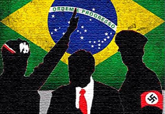 Ditadura de direita no Brasil