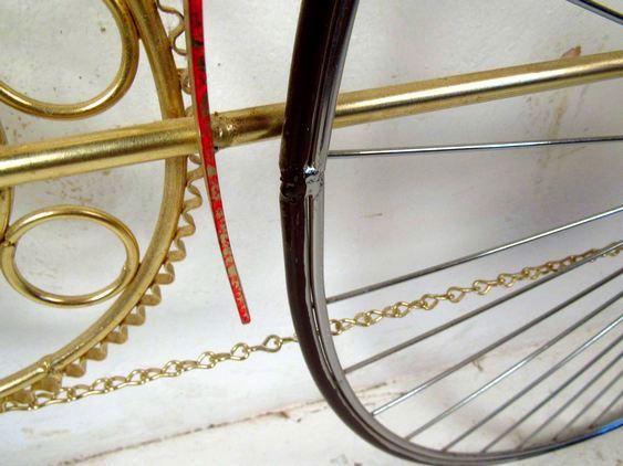 Bike em miniatura