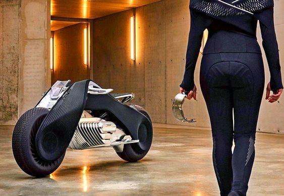 Moto BMW alemã