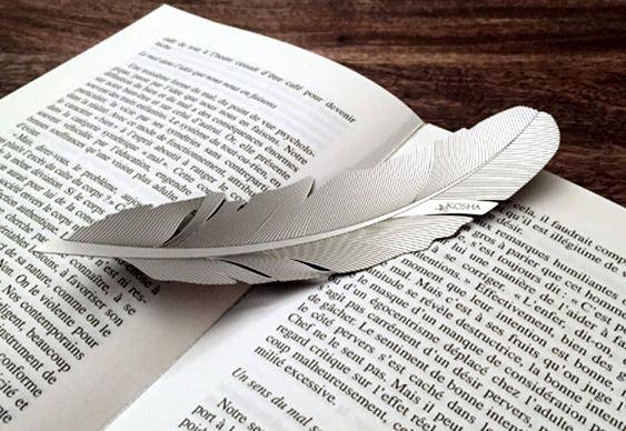 Fabricante de marcadores de livros