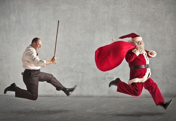 Natal em crise