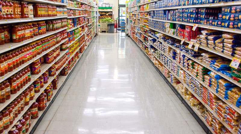 Terreno minado nos supermercados
