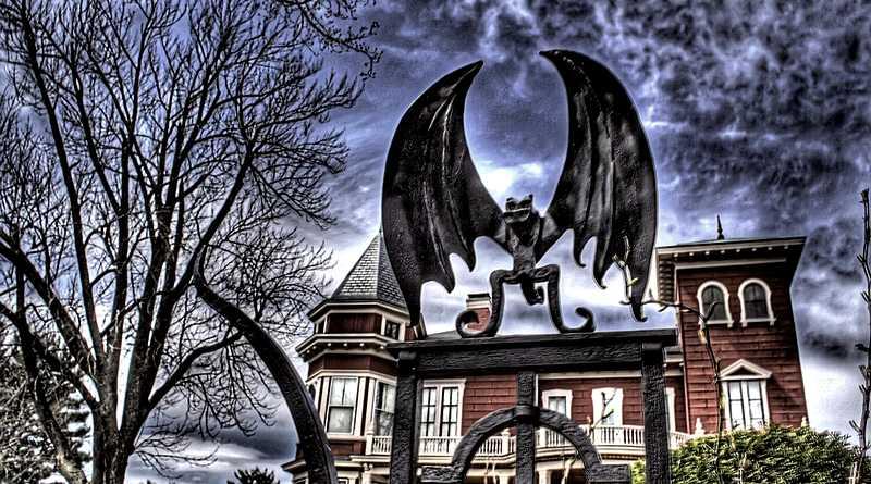 Morcego de ferro