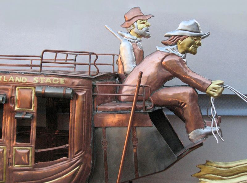 Transporte no Velho Oeste americano